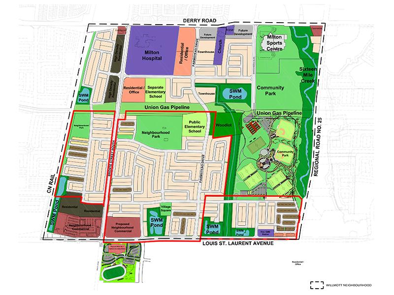 Willmott Neighbourhood Plan, Milton, ON