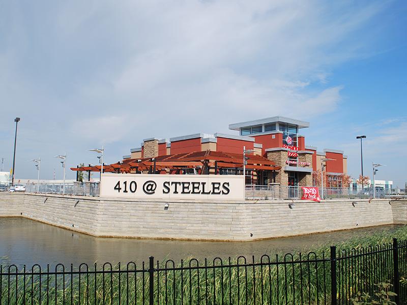 410@STEELES Retail and Business Park, Brampton, ON