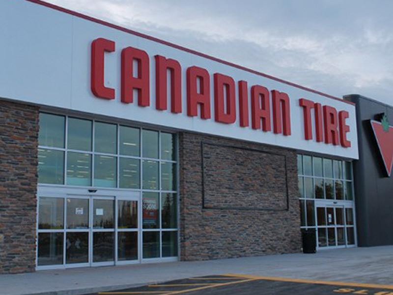 Canadian Tire / Mark's Work Warehouse, Oakville, ON