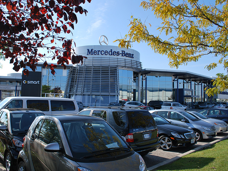 Mercedes-Benz, Mississauga, ON