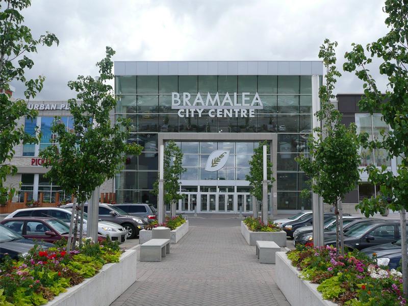 Mixed Use - Korsiak Urban Planning, Bramalea City Centre, Brampton, ON