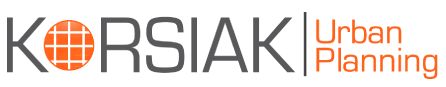 Korsiak Urban Planning - Header Logo