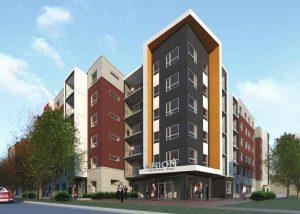Korsiak Urban Planning - Brampton Portfolio - Lagerfeld Drive, Greenfield, Mid-Rise Development - Brampton, Ontario