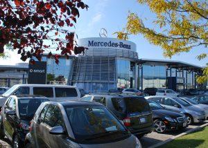 Korsiak Urban Planning - Mississauga Portfolio - Mercedes-Benz Mississauga, Commercial Development - Mississauga, Ontario