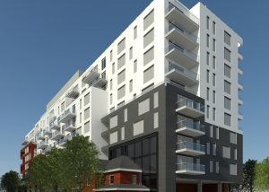 Korsiak Urban Planning - Oakville Portfolio - Old Bronte Road, Mid-Rise, Mixed Use Development - Oakville, Ontario