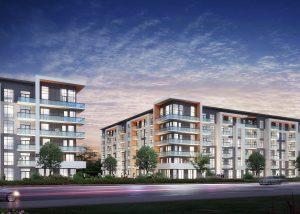 Korsiak Urban Planning - Oakville Portfolio - Dundas Street, Mid-Rise, Greenfield Development - Oakville, Ontario
