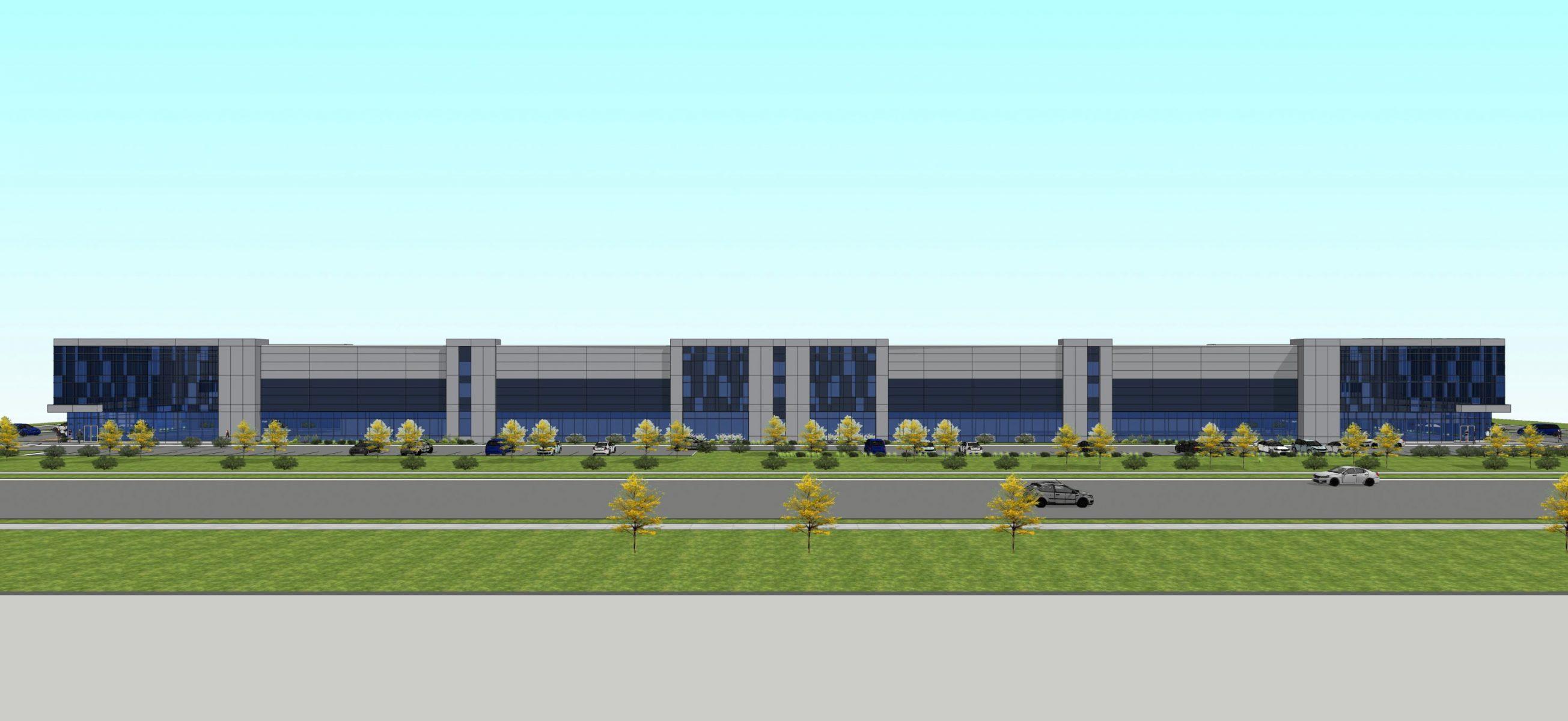 Korsiak Urban Planning - Brampton Portfolio - Kennedy Road, Industrial Development - Brampton, Ontario