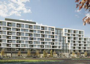 Korsiak Urban Planning - Oakville Portfolio - Old Bronte Road, Mid-Rise, Infill Development - Oakville, Ontario