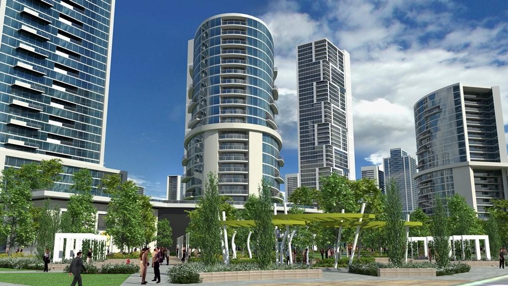 Korsiak Urban Planning - Brampton Portfolio - Bramalea City Center, Mixed-Use, Infill, High Rise Development - Brampton, Ontario