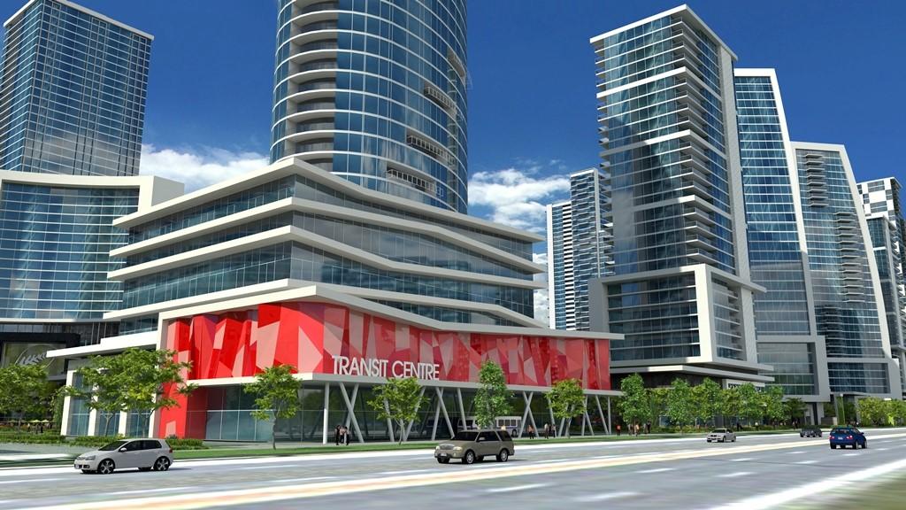 Korsiak Urban Planning - Brampton Portfolio - Bramalea City Center, Mixed Use, Infill, High-Rise Development - Brampton, Ontario