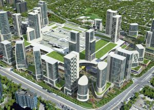 Korsiak Urban Planning - Brampton Portfolio - Bramalea City Center, Mixed Use, Infill Development - Brampton, Ontario