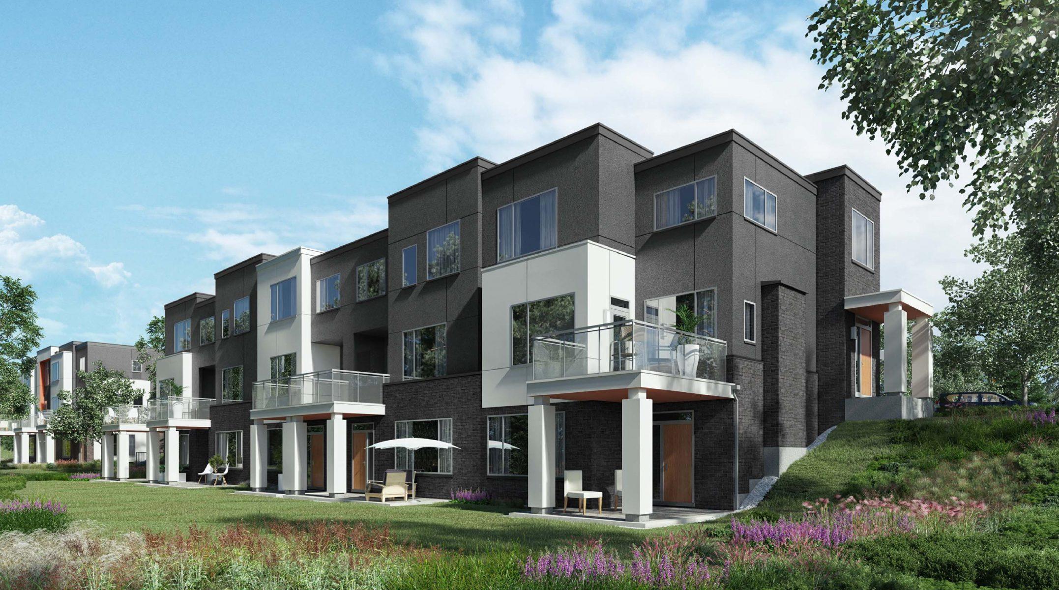 Korsiak Urban Planning - Oakville Portfolio - Dundas Street West, Greenfield Development - Oakville, Ontario