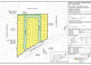 Korsiak Urban Planning - Oakville Portfolio - Lakeshore Road West, Infill Development - Oakville, Ontario