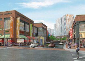 Korsiak Urban Planning - Mississauga Portfolio - The District at Lakeview, Greenfield, Mixed Use, Mid-Rise Development - Mississauga, Ontario