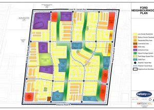 Residential Gallery - Korsiak Urban Planning, Ford Neighbourhood Plan, Milton, ON