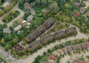 Residential Gallery - Korsiak Urban Planning, Howden Woods, Brampton, ON