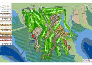 Korsiak Urban Planning - Port Severn Portfolio - Oak Bay Golf Club, Mixed Use, Greenfield Development - Port Severn, Ontario
