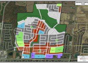 Korsiak Urban Planning - Oakville Portfolio - Dundas Street, Mixed Use, Greenfield Development - Oakville, Ontario