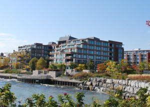 Korsiak Urban Planning - Mississauga Portfolio - St. Lawrence Starch, Infill, Mixed-Use, Mid-Rise Development - Mississauga, Ontario