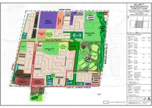 Korsiak Urban Planning - Milton Portfolio - Wilmott Neighbourhood, Greenfield Development - Milton, Ontario
