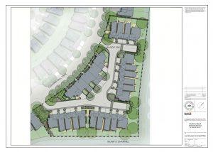 Korsiak Urban Planning - Oakville Portfolio - Riverpath Common, Infill Development - Oakville, Ontario