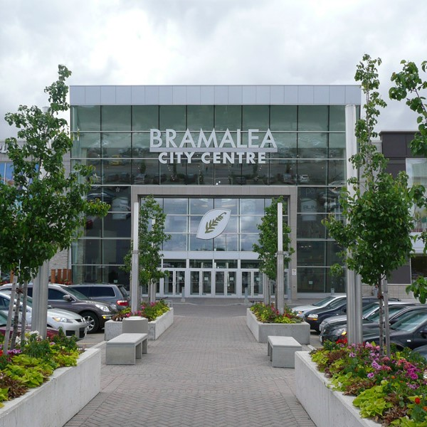 Mixed Use - Korsiak Urban Planning, Bramalea City Centre, Brampton, ON