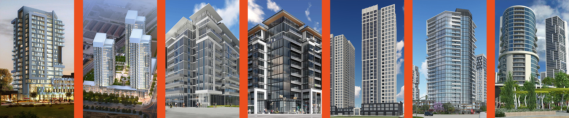 Korsiak Urban Planning - High Rise Development Portfolio