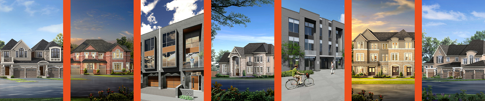 Korsiak Urban Planning - Low Rise Development Portfolio