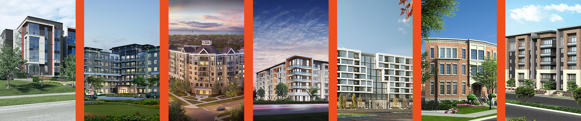 Korsiak Urban Planning - Mid Rise Development Portfolio